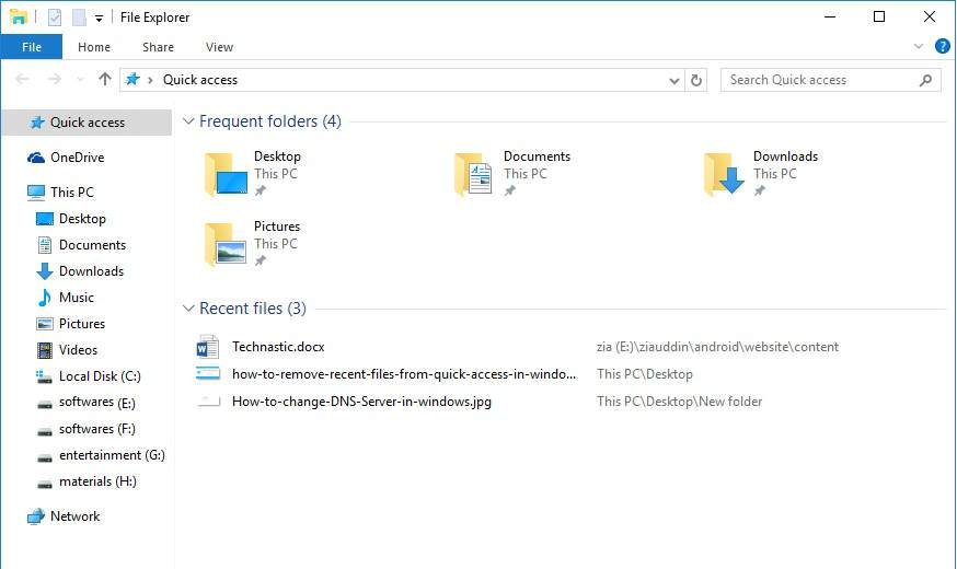 How-to-remove-recent-files-from-quick-access-screenshot1