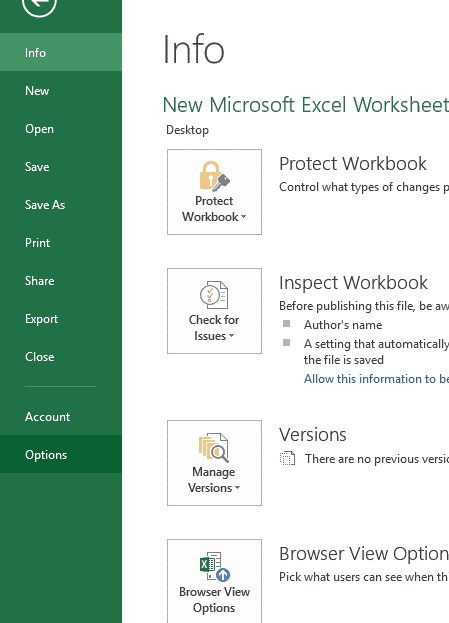 Excel_options