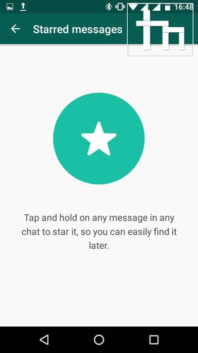 Starred-Messages