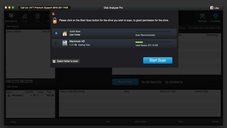 Disk Analyzer Pro