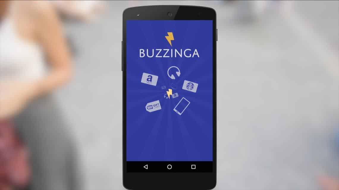 buzzinga money-making app
