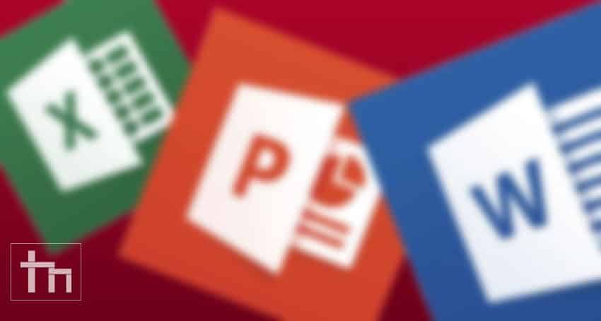 ms office apps