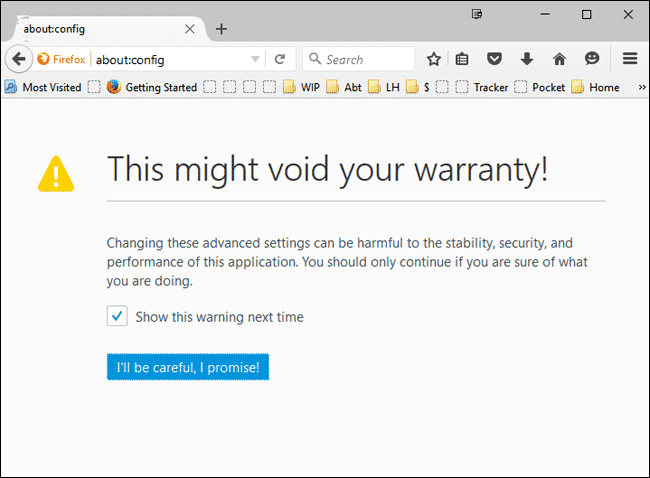 Firefox Enable Pasting - 1