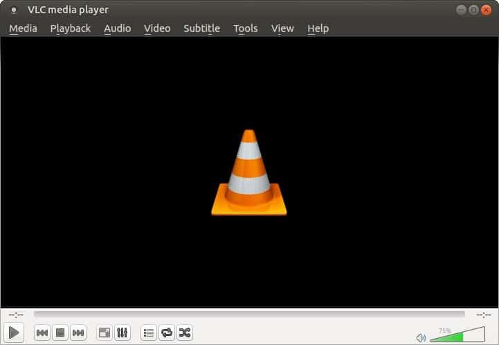 VLC media player windows 10