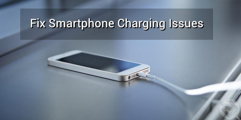 fix charging issues
