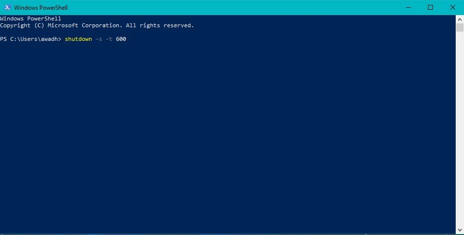 How To Schedule Automatic Shutdown On A Windows PC