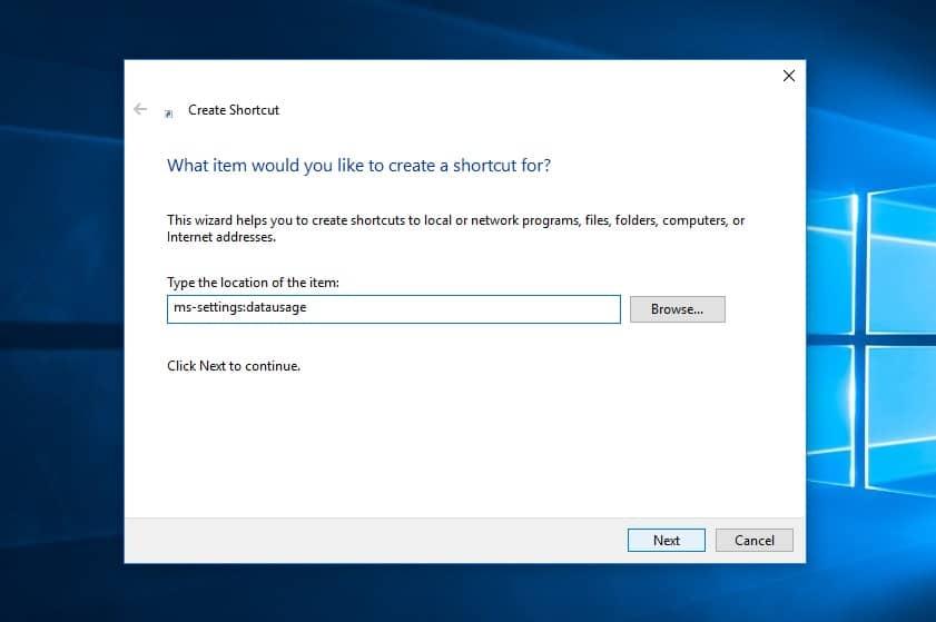 How To Access Various Windows 10 Settings Via Desktop Shortcuts