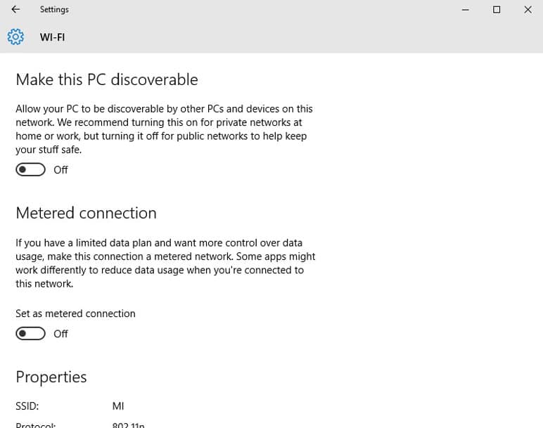 Change Network from Public to Private in Windows 10 | Technastic