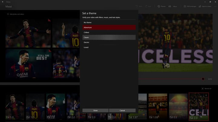 How To Use Store Remix Editor In The Photos App On Windows 10