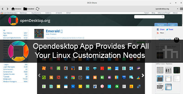 Opendesktop Linux