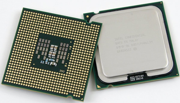 intel processor cores