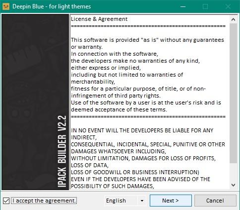 icon pack installer windows