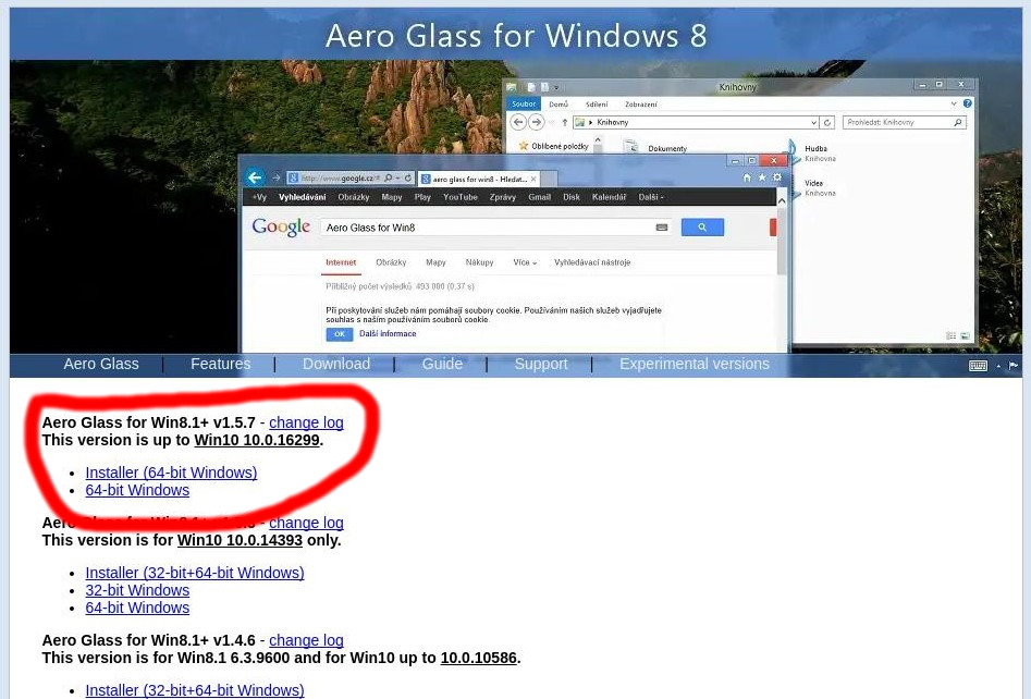 How to Enable Aero Glass Transparency with Blur Effect in Windows 10