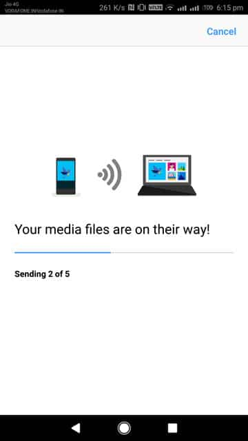 How To Quickly Transfer Photos From Your Phone To Windows 10 PC