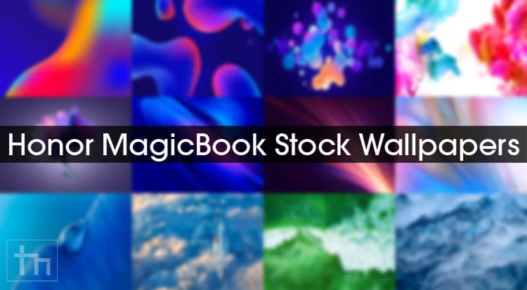 Honor MagicBook wallpapers