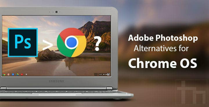 photoshop chromebook