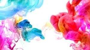 MagicBook color smoke wallpaper