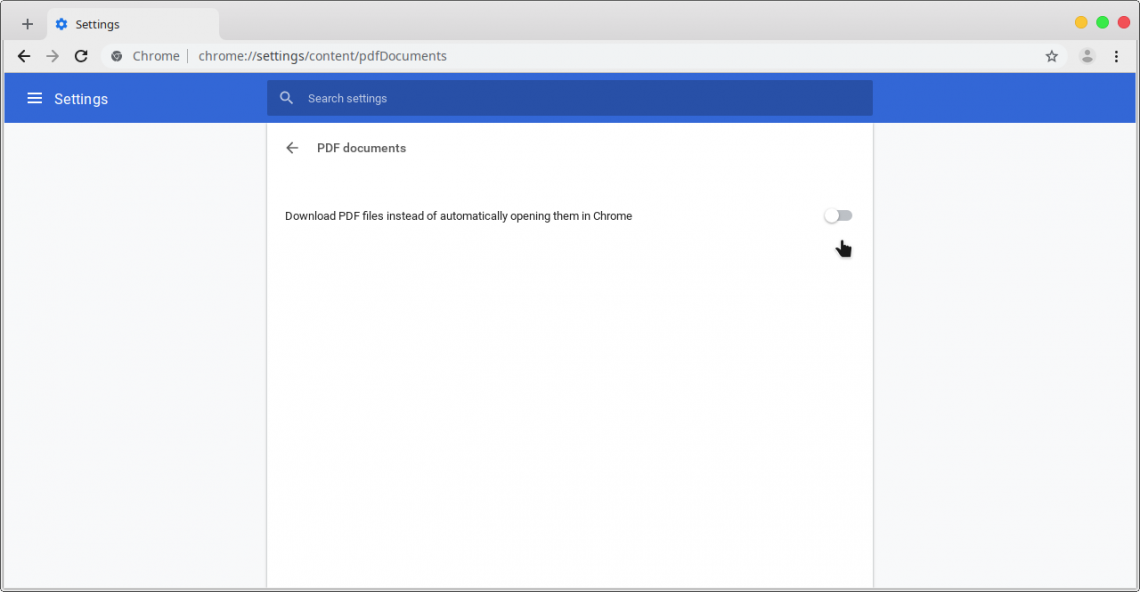 How To Download PDF Files On Chrome
