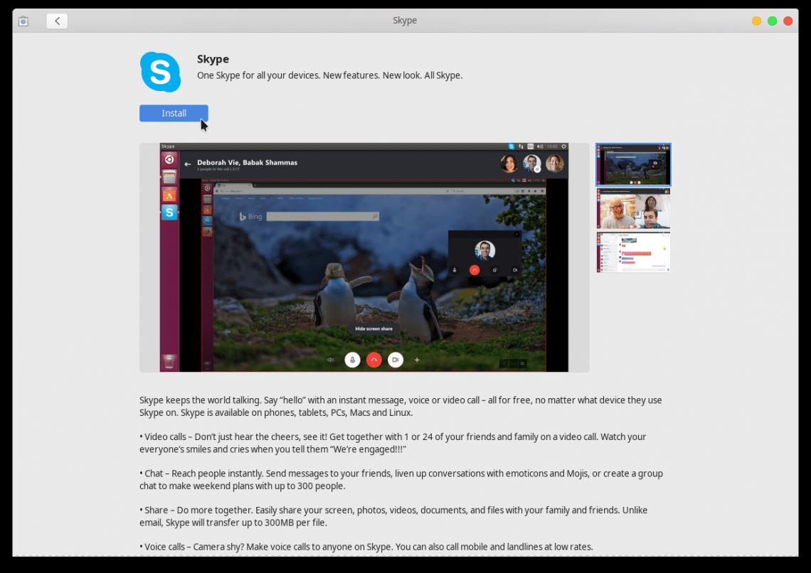 How To Install Skype on Ubuntu 18.04