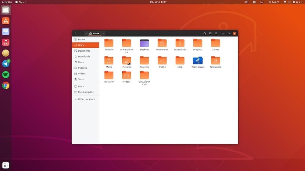 Try Ubuntu's New Yaru Theme Right Now