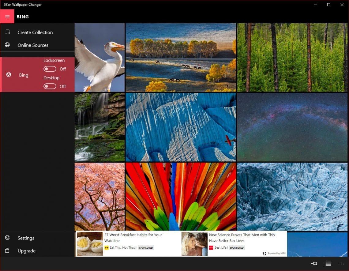5 Best Wallpaper Apps for Windows 10 in 2020   Technastic