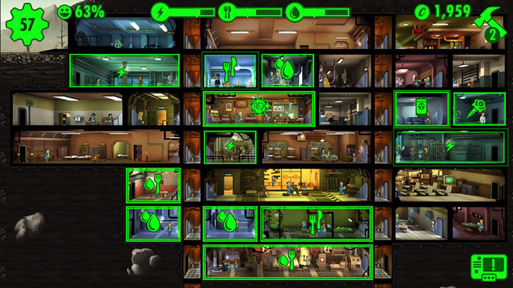 fallout shelter game chromebook