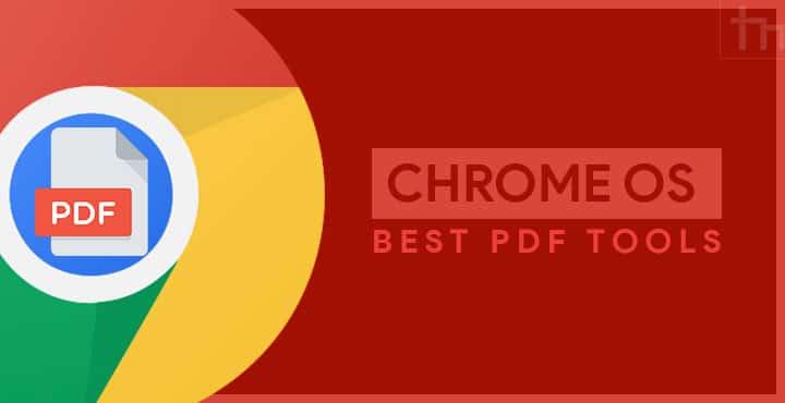 pdf tools chromebook