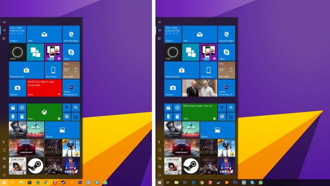 TranslucentTB Windows 10