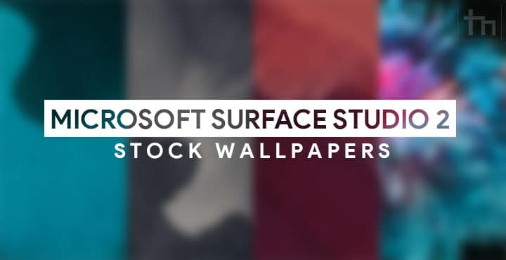 Microsoft Surface Studio 2 Wallpapers