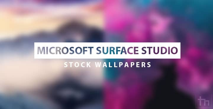 Download Microsoft Surface Studio Stock Wallpaper