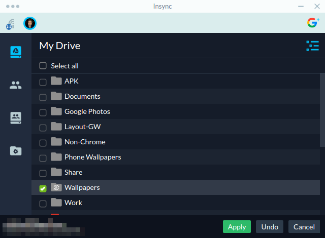 Insync for Google Drive