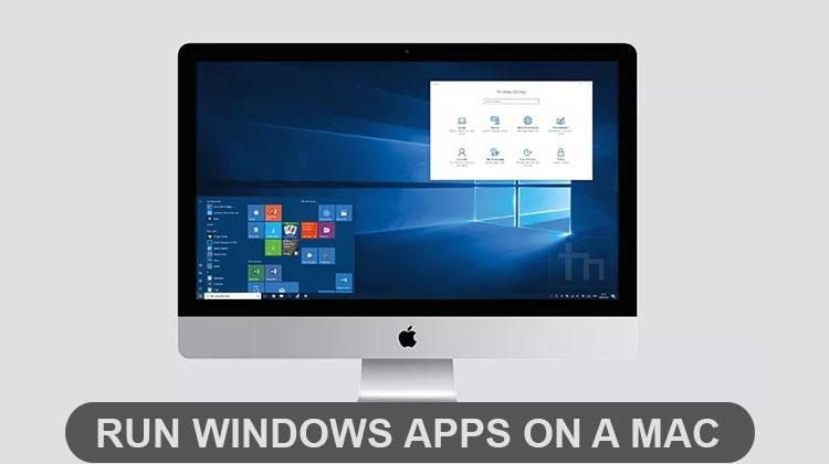 Run Windows Software on Mac