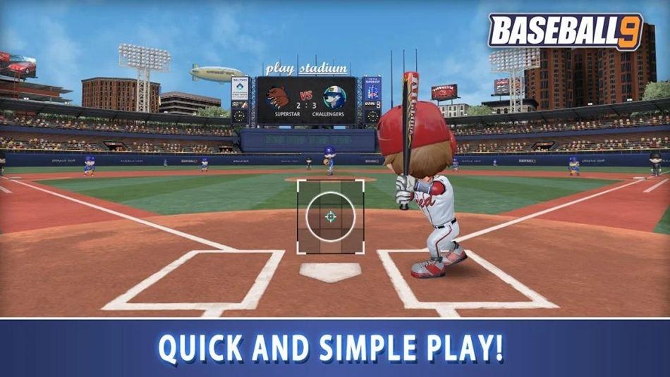 baseball 9 android