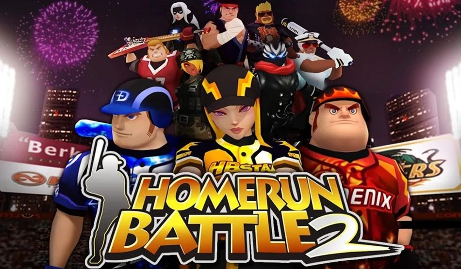 Homerun Battle 2 baseball game