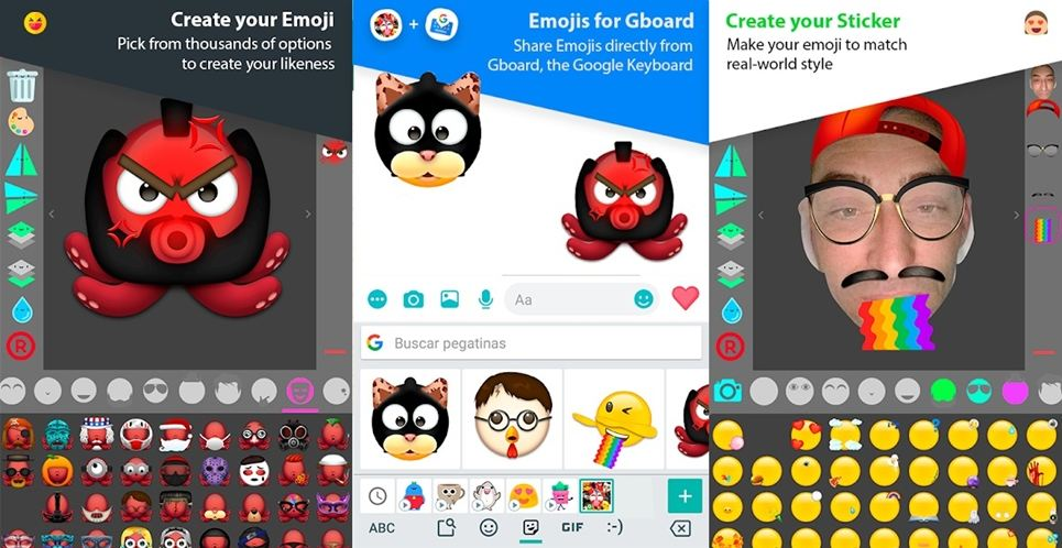 Emoji Maker app android