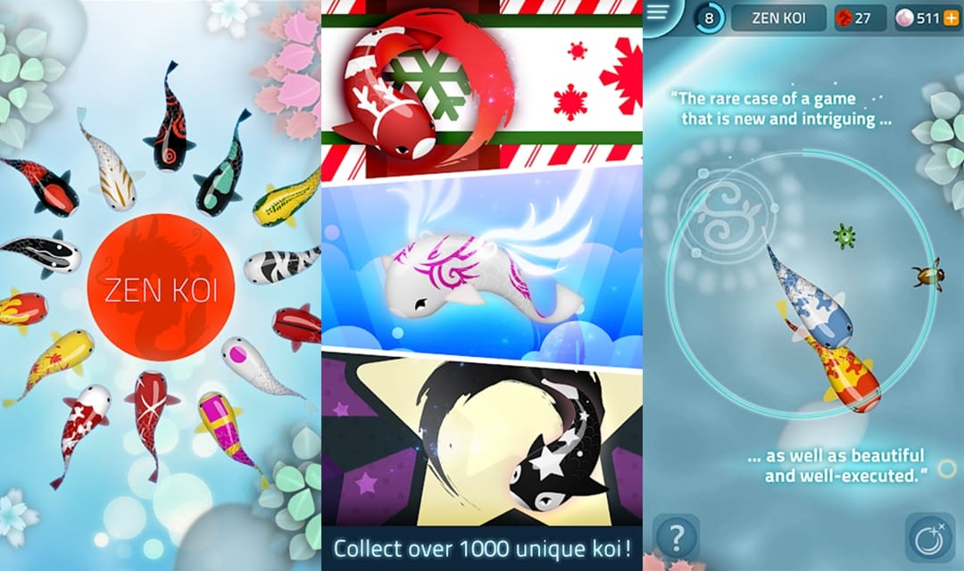 Zen Koi Screenshots