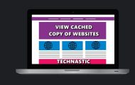 cache website cover