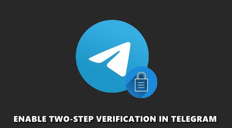 two step verification telegram cover