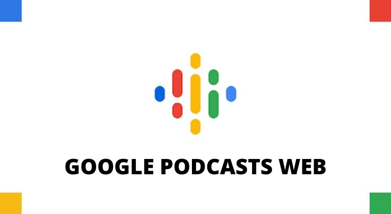 Google Podcasts cover