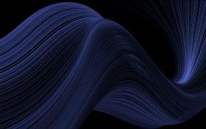macbook air 2020 waveform blue