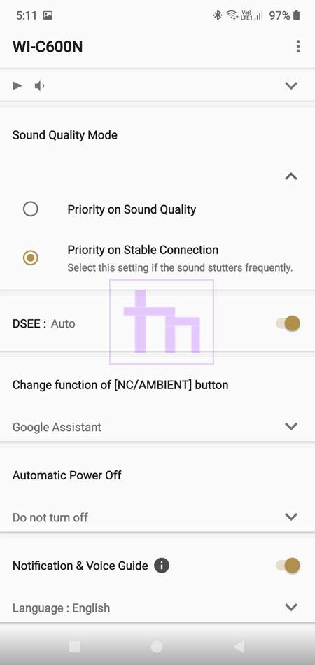 headphones connect app