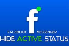 facebook active status