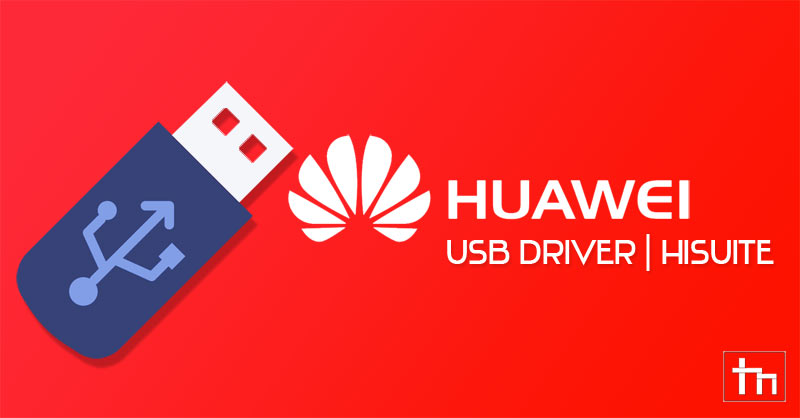 huawei usb driver & hisuite
