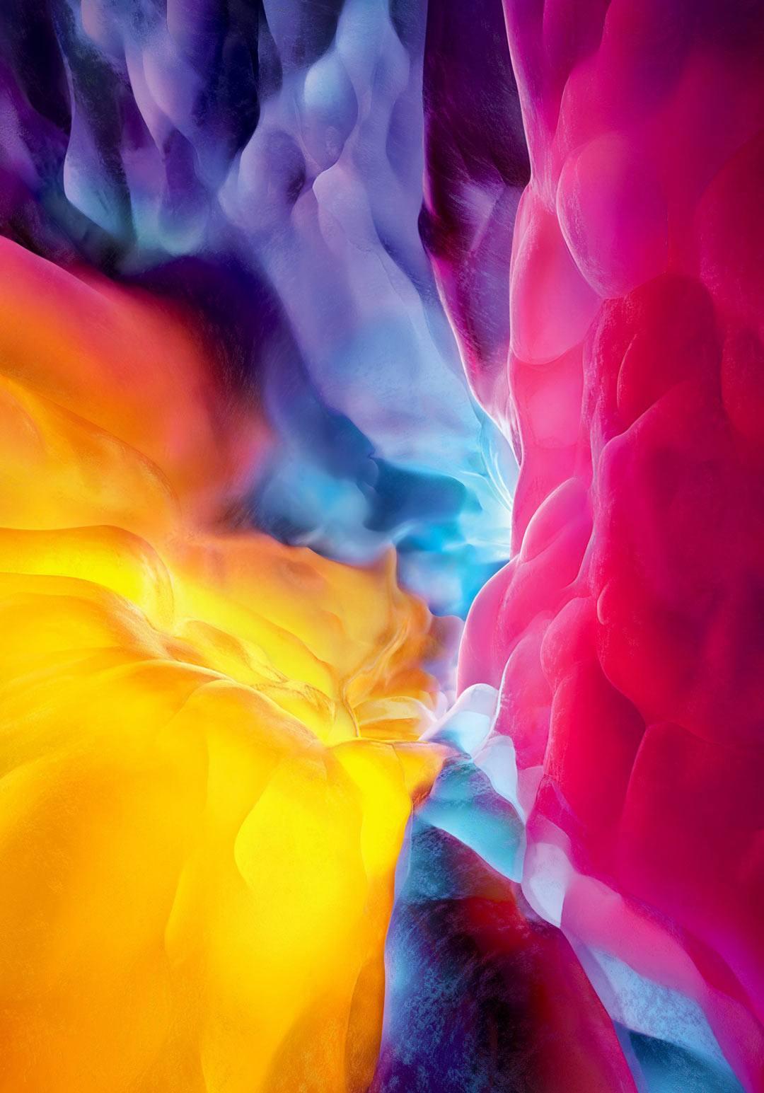 Official iPad Pro 2020 Wallpapers - Download | Technastic