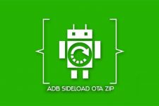 sideload ota update zip android
