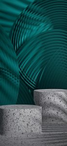 galaxy m11 green fabric wallpaper