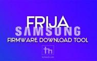 frija firmware download tool samsung
