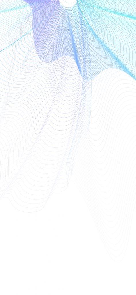 digital art dot notch wallpaper