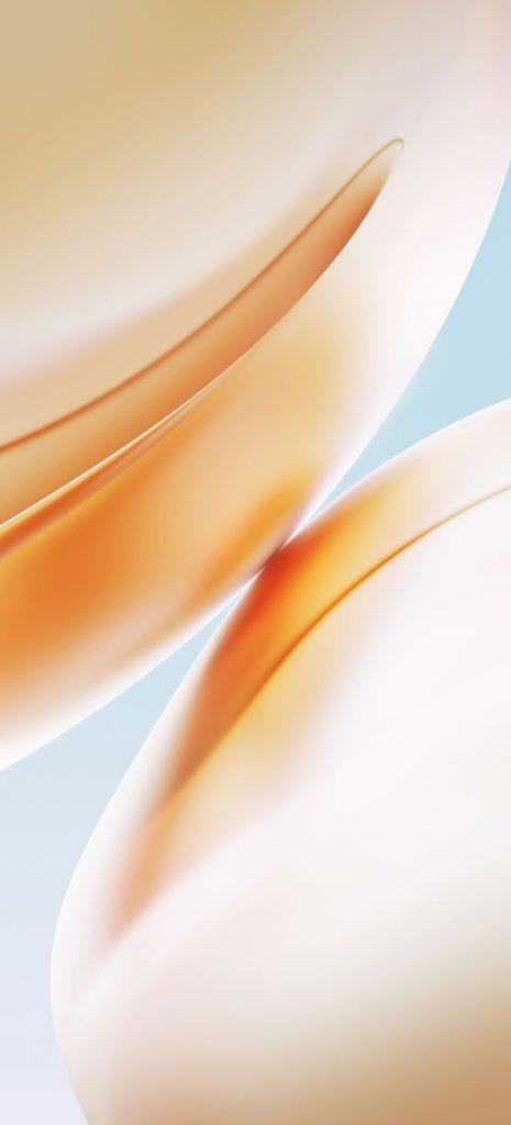 oneplus 8 orange wallpapers
