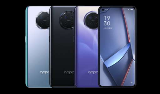 oppo ace 2 front and back
